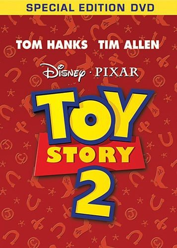 Toy Story 2 by Buena Vista Home Video