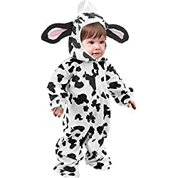 Toddler Heirloom Cow Costume, Size Toddler 2T-4T