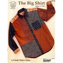 The Big Shirt: Sizes S - XXL Long or Short Sleeve [Taylor Made Designs TMB-142]