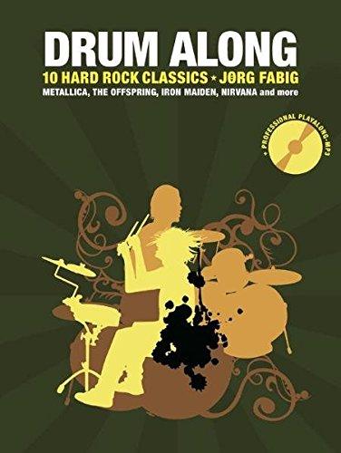Drum Along - 10 Hard Rock Classics ebook