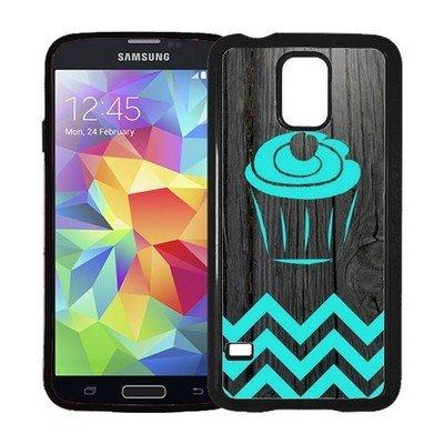 Houseofcases Teal Cupcakes Samsung Galaxy