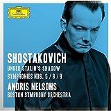 ショスタコーヴィチ:交響曲第5番、第8番&第9番、組曲《ハムレット》~