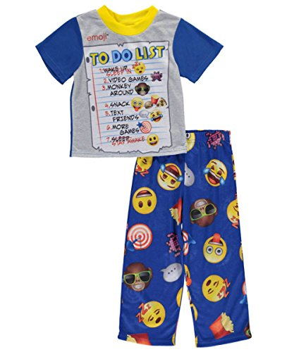 Emoji Pajamas Boys - Various Sizes
