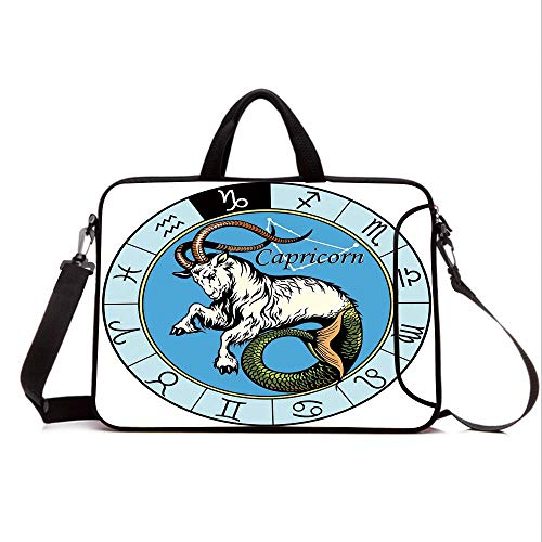 Computer Wheeled Icon Bag (15