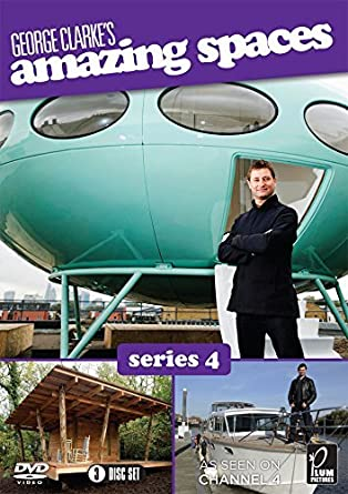 George Clarke\'s Amazing Spaces: Series 4 [DVD]: Amazon.co.uk ...