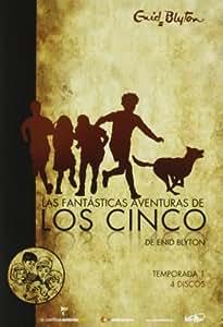 Las Fantásticas Aventuras De Los Cinco - Temporada 1 [DVD]