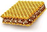 Ferrero Hanuta Wafers Filled with Hazelnut Cream