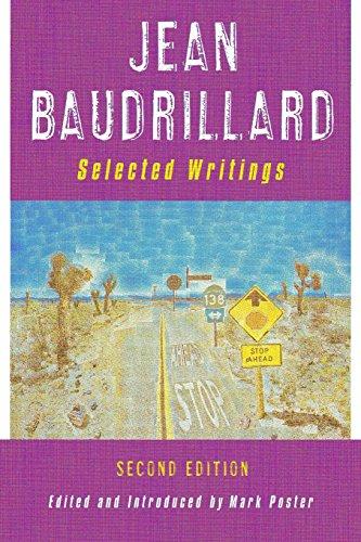 Jean Baudrillard: Selected Writings: Second Edition