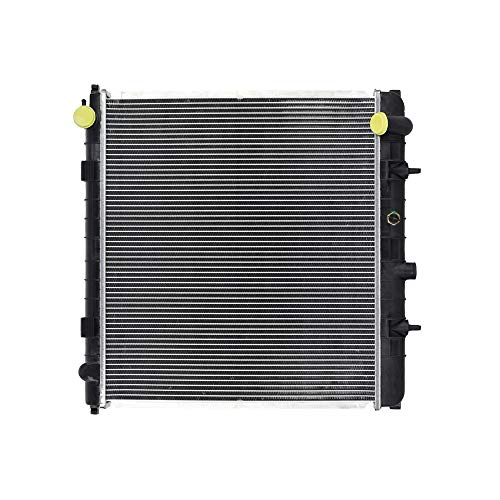 ZM Radiator Fits Range Rover HSE Sport Utility 4.0L 4.6L 1995-2001 Manual Trans Only 2000 Range Rover 4.6 Hse