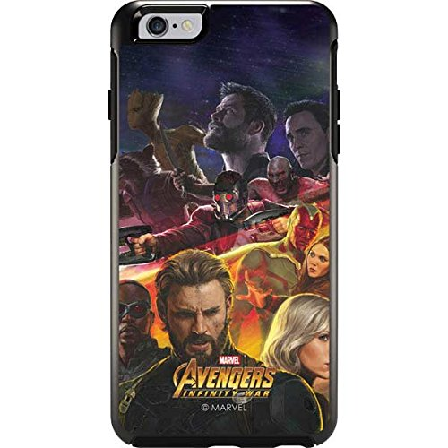 Avengers Otterbox Symmetry Iphone 6 Plus Skin   Avengers Infinity War Series 1   Marvel   Skinit Skin