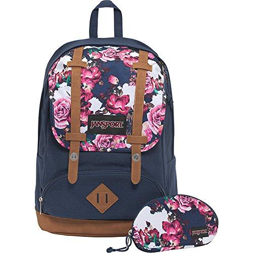 JanSport Baughman Laptop Backpack (Multi Floral Finesse)