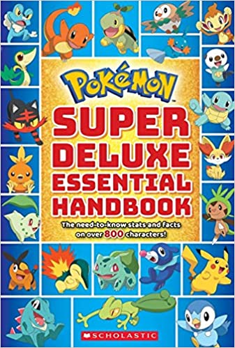 Super Deluxe Essential Handbook (Pokémon): The Need-to-Know