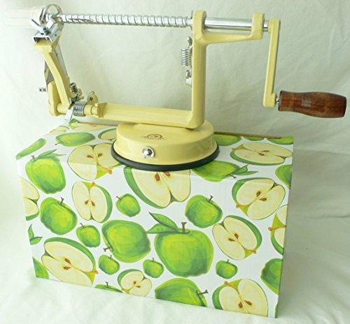 Apfelschäler Apfelschneider Apfelentkerner