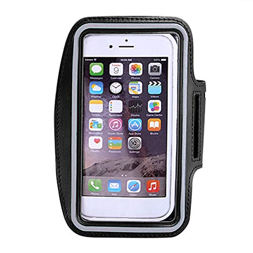 StyleBest Mobiele telefoon-armband-hoes, verstelbare band, zweetbestendig, lopende telefoonarmband, sportarmband met…