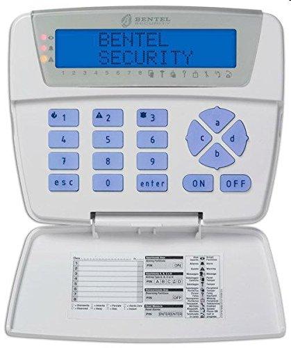TECLADO LCD BENTEL
