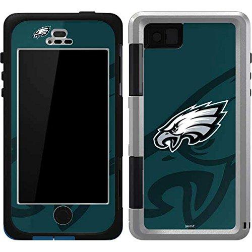hia Eagles OtterBox Armor iPhone 5/5s/SE Skin - Philadelphia Eagles Double Vision Design - Ultra Thin, Lightweight Vinyl Decal Protection ()