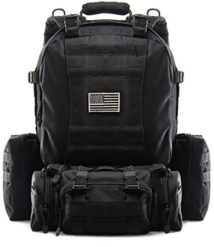 1000D Army Molle Bug Out Bag
