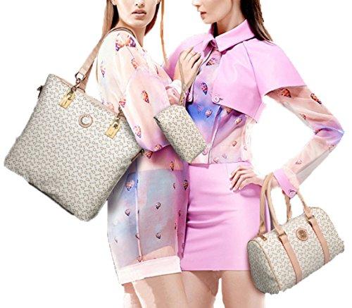 Cinq Paquet Fille Sac 2018 Sous À Motif Sacs Nouveau À Zm Ensembles vêtements Bandoulière Femme Sac Main 4 bags Diagonale vgKqz