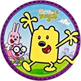 Wow! Wow! Wubbzy! Large Paper Plates (8ct)