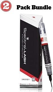 product image for Spectral Lash Eyelash Growth Enhancer & Serum - Grow Long, Thicker EyeLashes - 2 Pack Bundle