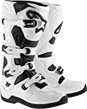 Alpinestars Tech 5 Boots-White/Black-11