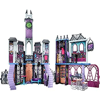 Amazon Com Monster High High School Playset Toys Amp Games