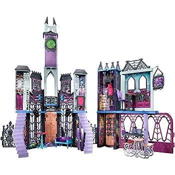 Monster High Deadluxe School Playset