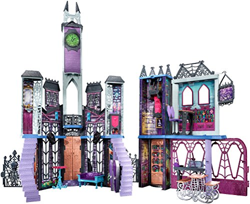 Draculaura Monster High Doll Costume (Monster High Deadluxe High School Playset)