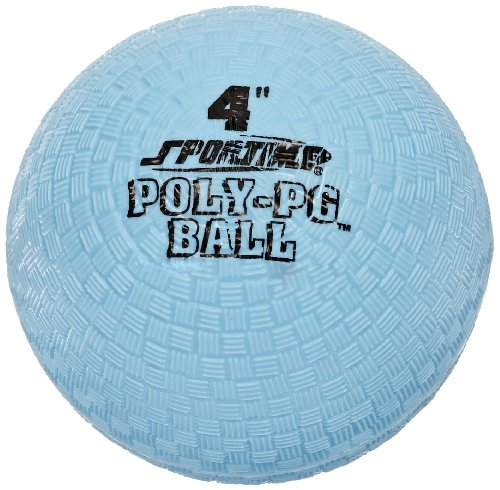 Sportime Poly Playground Ball inch