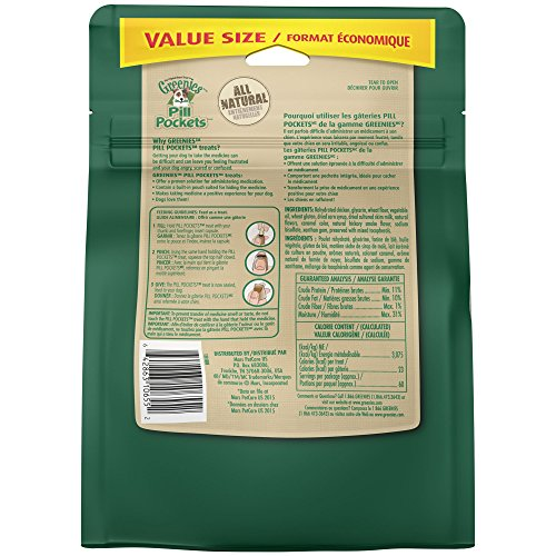 GREENIES-PILL-POCKETS-Soft-Dog-Treats-Hickory-Smoke-Capsule-158-oz