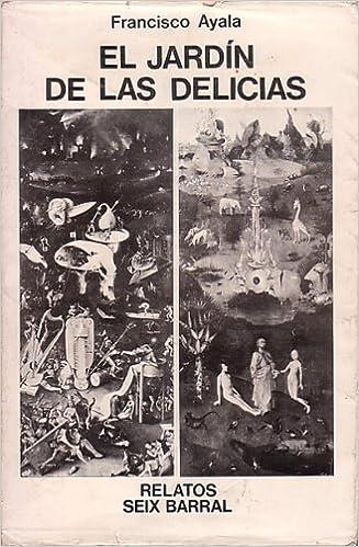 Book El Jardin De Las Delicias (Spanish Edition)