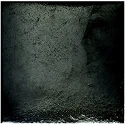 Azulejos y piedra rústico TR4NEGRO, azulejos negros mexicanos, 4 x 4, color negro