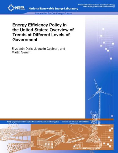 Energy Efficiency Policy in the United States: Overview of Trends at Different Levels of Government