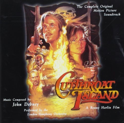 Cutthroat Island, two-CD set