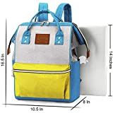 Tzowla College School Travel Laptop Backpack