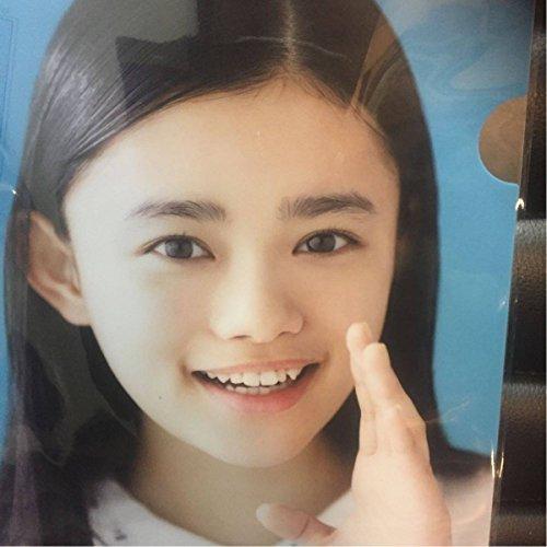 杉咲花クリアファイル 東京新聞