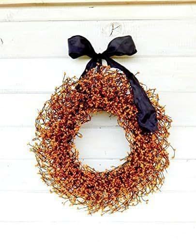 Jl Home Design Utah: Amazon.com: Fall Wreath, Fall Door Wreath, Autumn Decor