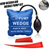 YOOHE Auto Air Wedge Pump Alignment Tool Kit– Blue Air Shim Pump Wedge Kit for Leveling Furniture and Repair Home Universal Use