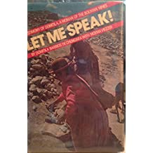 Let Me Speak!: Testimony of Domitila, a Woman of the Bolivian Mines