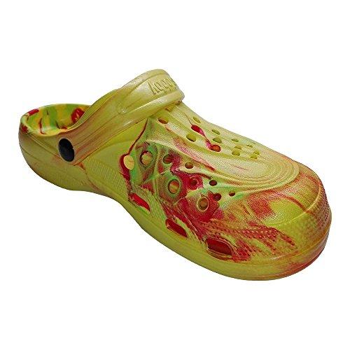 Zapatos amarillos Magnus para mujer