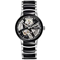 Rado Centrix Steel and Ceramic Automatic Mens Watch R30178152