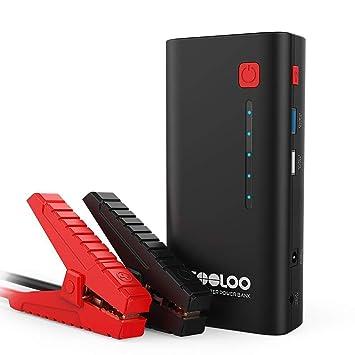 Amazon.com: GOOLOO 800A Peak 18000mAh SuperSafe Arrancador ...