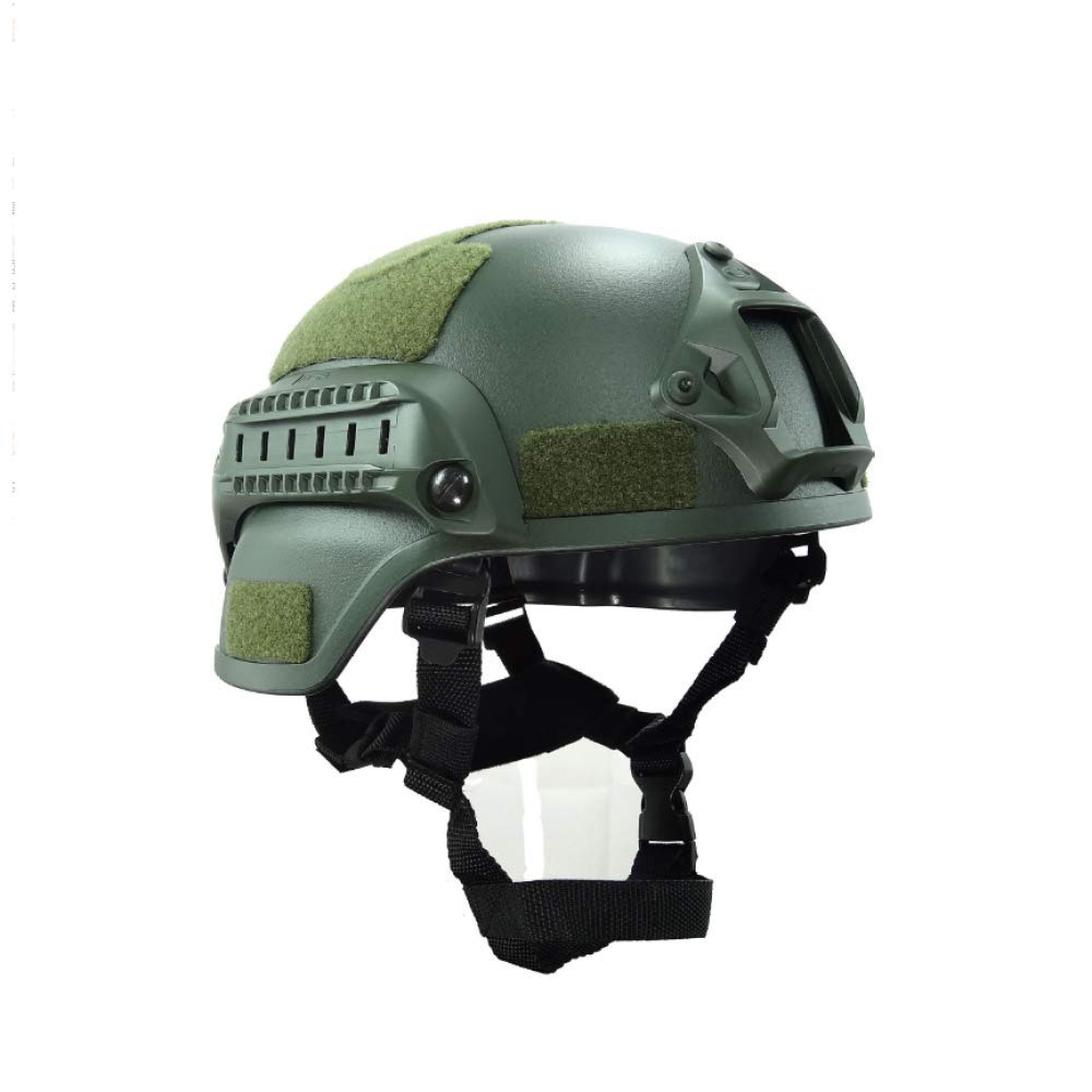 C MTK Tactical Helmet, Military Fan Airsoft Paintball Tactical Shooting Helmet, Military Enthusiast Role Playing, Rock Climbing, Outdoor Riding Predection Head
