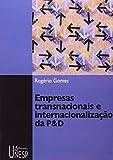 capa de Empresas Transnacionais e Internacionalização da P&D