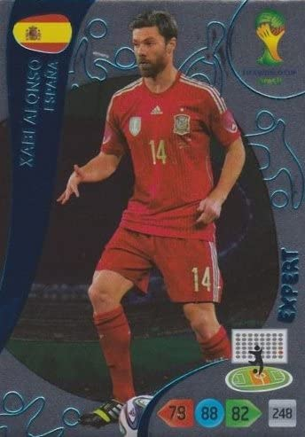 Adrenalyn XL FIFA World Cup 2014 Brazil Xabi Alonso Expert