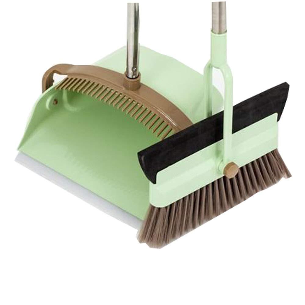 HEHUIHUI- Long handle broom set, upright long handle and brush cleaning kit, HHH