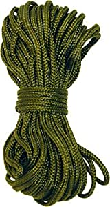 3x BCB CM030 Olive Green Paracord 15M Breaking Strain 50Kg by Bcb