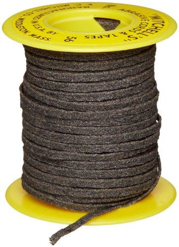 Mitchell Abrasives 56 Flat Abrasive Tape, Aluminum Oxide 150 Grit 3/32