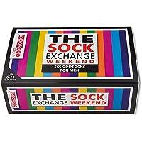 United Oddsocks - Carton 6 Multicolored Oddsocks - The Sock Exchange Weekender