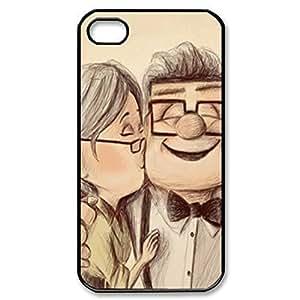 customize diy up pixar carl ellie loved Hard CASE for iPhone 5 5s case ka ka case